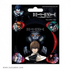 СТИКЕРИ, DEATH NOTE, STICKERS