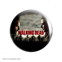 ЗНАЧКА 5737- WALKING DEAD