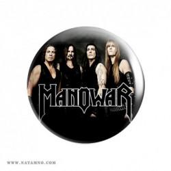 ЗНАЧКА 5754 -  MANOWAR