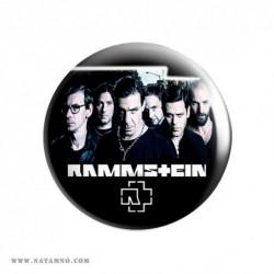 ЗНАЧКА 5758-  RAMMSTEIN 2