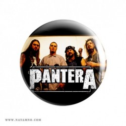 ЗНАЧКА 5759 -  PANTERA