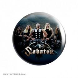 ЗНАЧКА 5762-  SABATON
