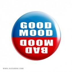ЗНАЧКА 5780-  GOOD MOOD,...