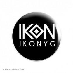 ЗНАЧКА ГОЛЯМА, K-POP 06 - IKON