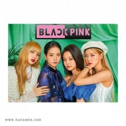 ПЛАКАТ, K-POP, BLACK PINK 4...