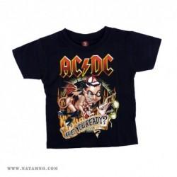 ДЕТСКА ТЕНИСКА HR 1015 - AC/DC