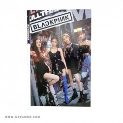 ТЕТРАДКА, K-POP, BLACK PINK 3