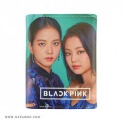 ПОРТМОНЕ BLACK PINK, зелено