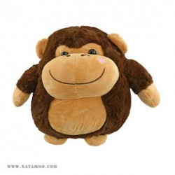 ОДЕЯЛО MONKEY 2 - BROWN